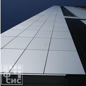 алюминиевые фасадные панели