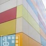 алюминиевые панели для навесного фасада