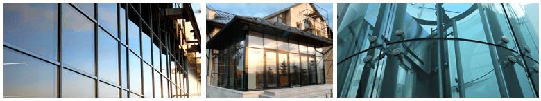 витражное остекление фасадов домов и зданий