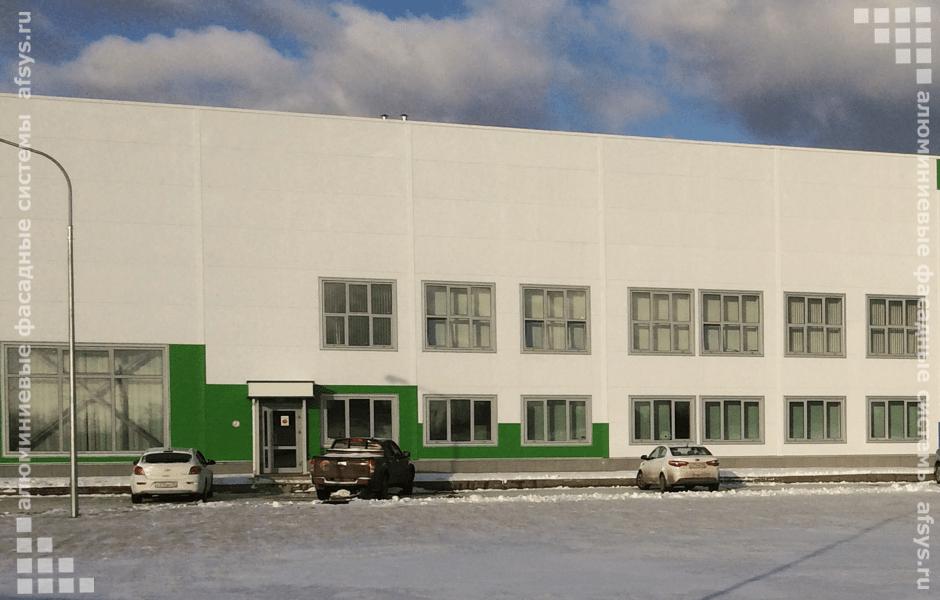 алюминиевая входная группа и окна
